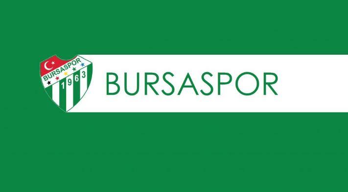 Bursaspor ayrılığı açıkladı! Sözleşmesi fesih edildi...