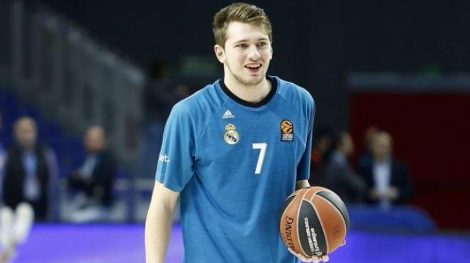 THY Avrupa Ligi'nde haftanın MVP'si Luka Doncic