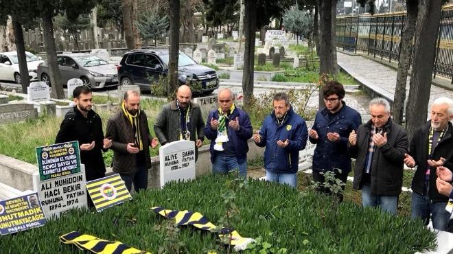 Fenerbahçe Kulübü Başkanı Ali Muhiddin Hacıbekir anıldı