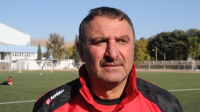 Cizrespor'un yeni teknik direktörü belli oldu
