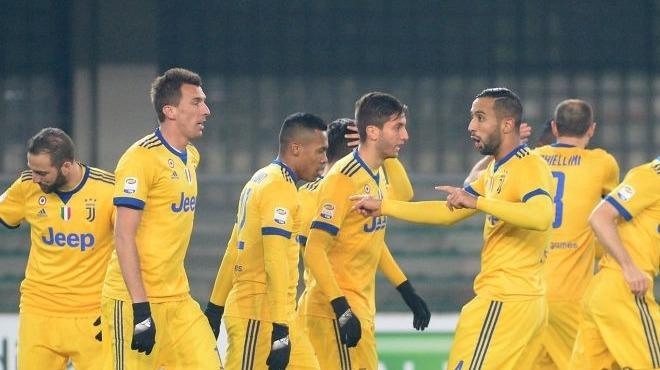 Juventus zirve takibini sürdürüyor!