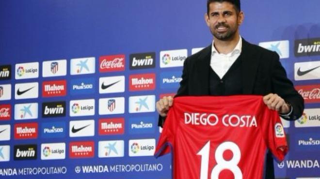 Atletico Madrid yeni transferlerini resmen açıkladı