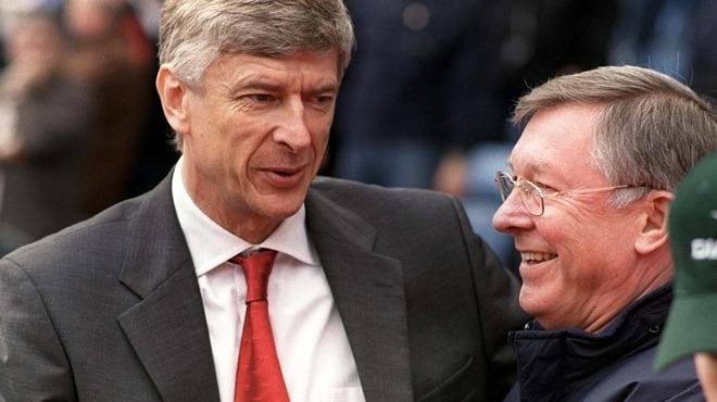 Wenger, Sir Alex Ferguson'ı tahtından indirdi!