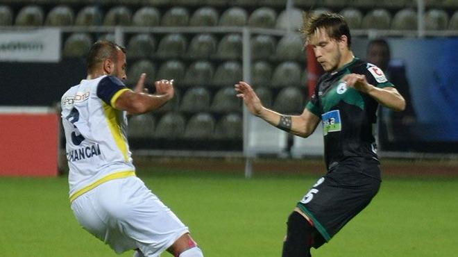 Giresunspor'da ayrılacak oyuncular belli oldu