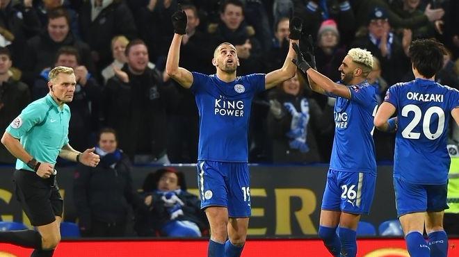 Leicester City'den Slimani açıklaması: 'Onu bu seviyede görmek...'