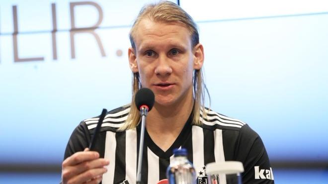 Vida'nın menajeri, transferin hikayesini anlattı: 'Vida hep Beşiktaş'ı istedi'