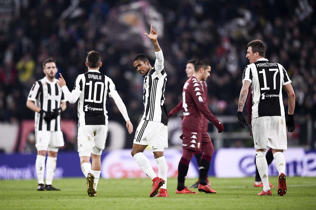 Juventus, Torino'yu devirerek yarı finale yükseldi!