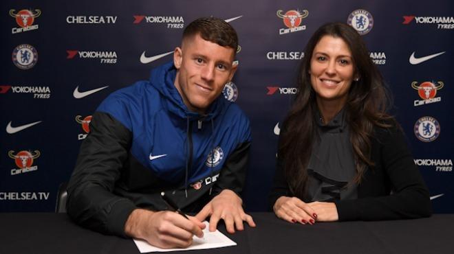 Everton transferi açıkladı! 5.5 yıllık imza...