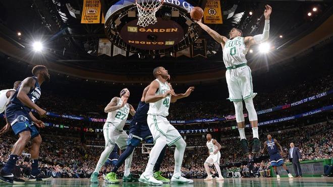 Boston Celtics seriyi 5 maça çıkardı