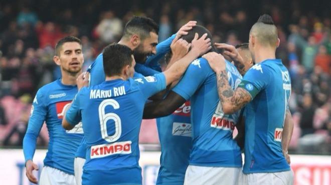 Napoli zirveyi sevdi: 2-0!