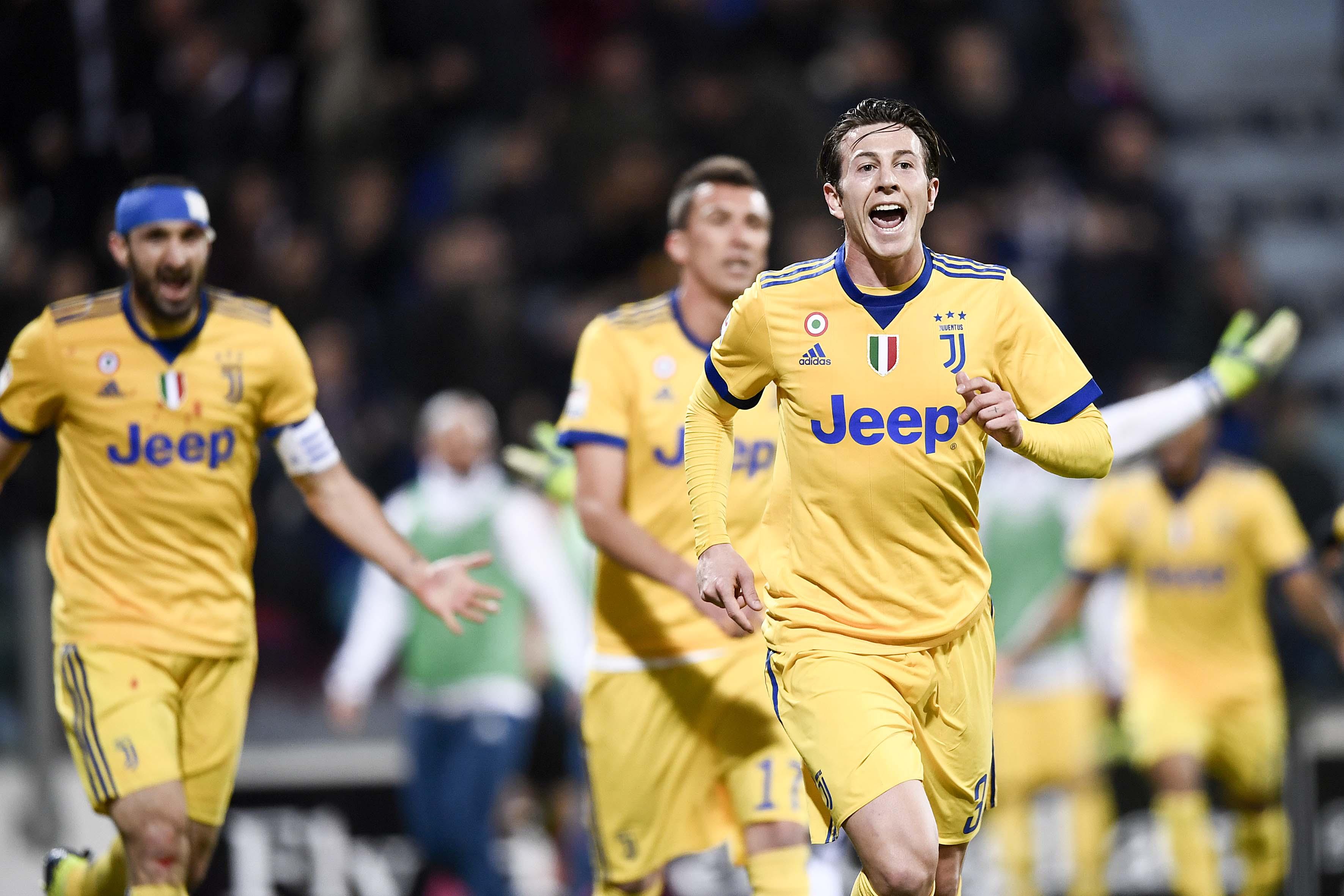 Juventus'un serisi sürüyor