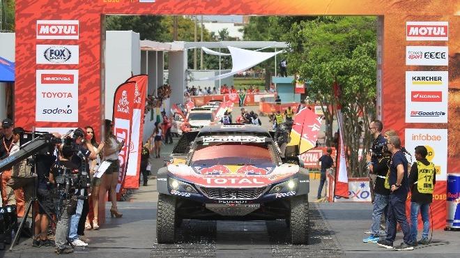Dakar Rallisi başladı