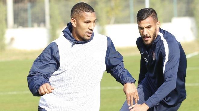 Antalyaspor'un gözden çıkardığı Vainqueur'ün talipleri artıyor