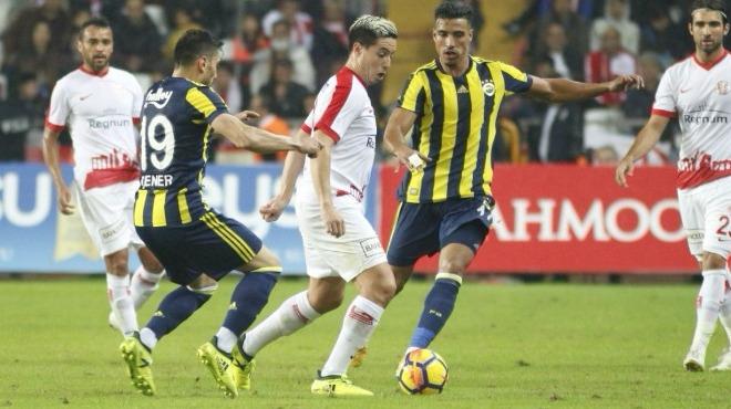 Nasri'nin sözleşmesi Antalyaspor yönetimini şoke etti! Yok böyle bonus...