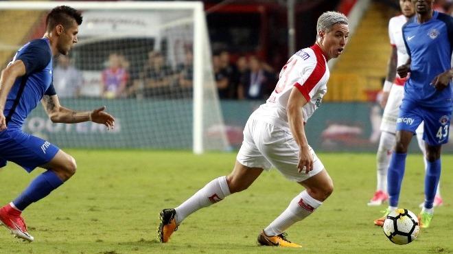 Antalyaspor'dan ayrılan Nasri ile ilgili dikkat çekecek transfer iddiası