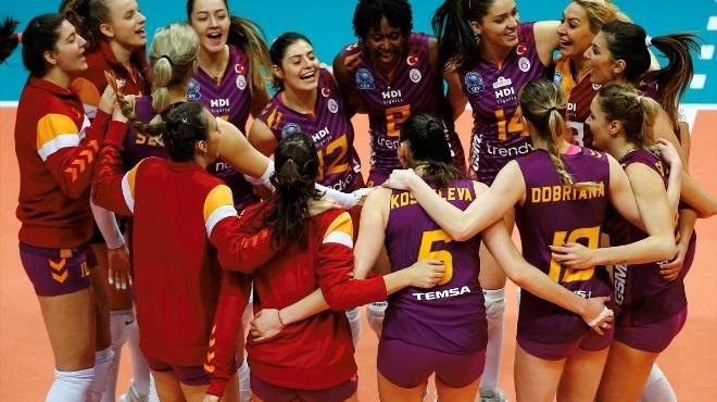 Galatasaray Dinamo Moskova'yı deplasmanda devirdi