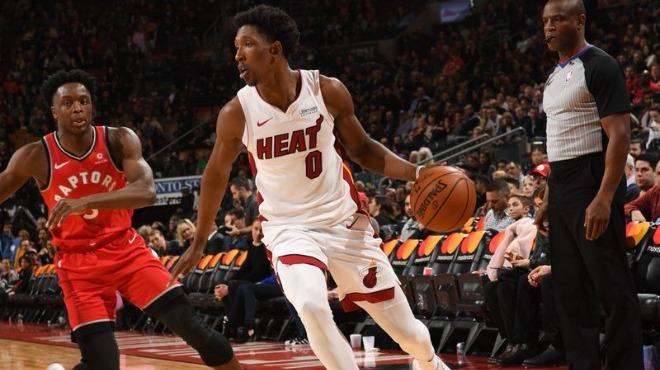 Miami Heat'ten mucize galibiyet! 0.3 saniye kala...