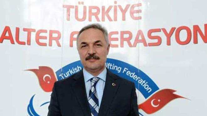 """Türkiye Halter Federasyonu Başkanı Tamer Taşpınar: """"Ben buraya isteyerek gelmedim."""""""