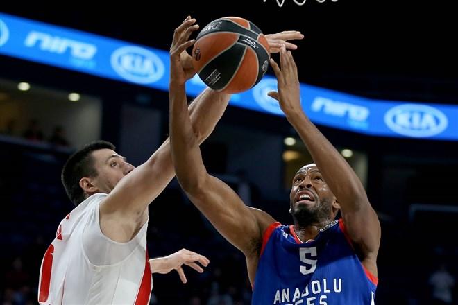 Anadolu Efes, CSKA Moskova'ya konuk olacak