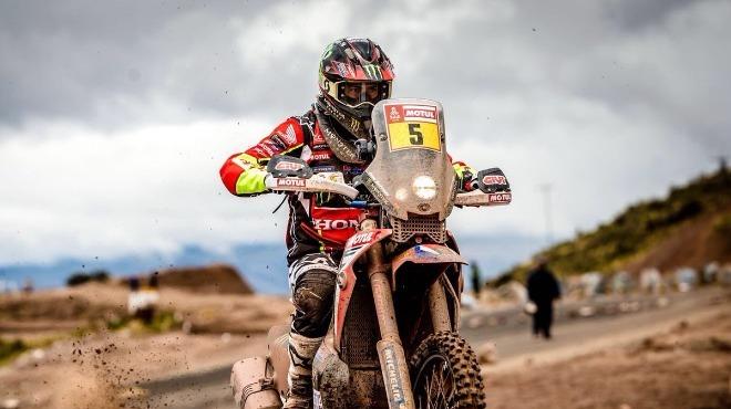 2018 Dakar Rallisi'nin yedinci etabı tamamlandı!