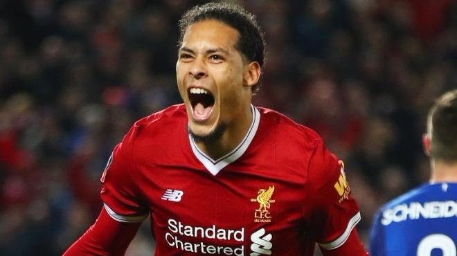 Virgil van Dijk: 84 milyon €