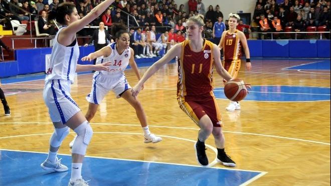 Galatasaray: 71 - Mersin Büyükşehir Belediyespor: 78