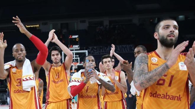 Galatasaray Odeabank'ın konuğu Gran Canaria