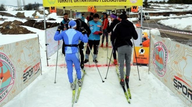 Kayakla Oryantiring Türkiye Şampiyonası tamamlandı