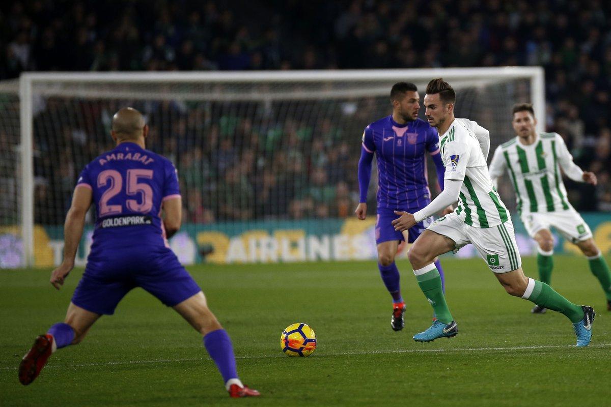 Gol düellosunda kazanan Real Betis oldu!