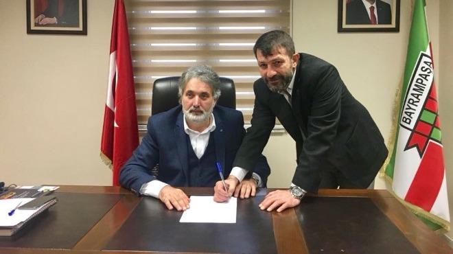 Bayrampaşa'da yeni teknik direktör belli oldu!