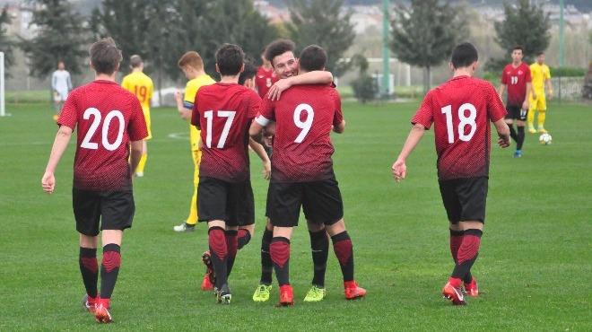 U17 Milli Takımı iki hazırlık maçı yapacak!