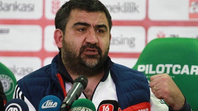 Ümit Özat, Fenerbahçe maçı öncesi konuştu: 'Tek korkum algı operasyonu'