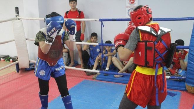 Video - Şırnaklı sporcular Wushu Türkiye Şampiyonası'na hazırlanıyor