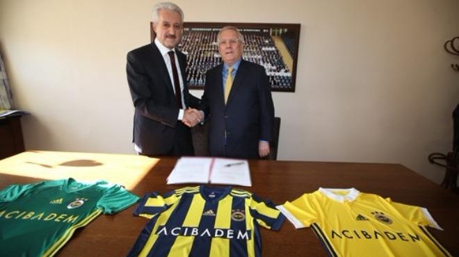 Mehmet Ali Aydınlar'ın Fenerbahçe'ye sponsor olması!
