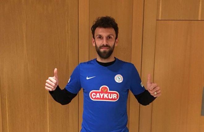 Rizespor'un yeni golcüsünden şampiyonluk açıklaması!