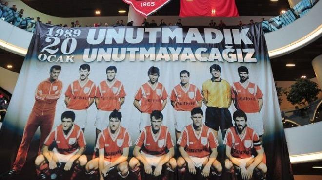 Video - Samsunspor'un 29 yıllık acısı