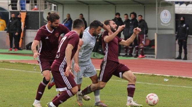 Hatayspor, Kastamonuspor'u deplasmanda 1-0 geçti