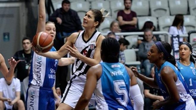 Beşiktaş, Canik Belediyespor'a şans tanımadı