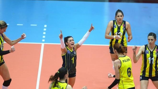 Fenerbahçe Opet, final için sahada