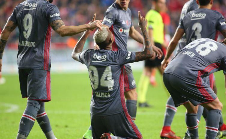 Beşiktaş'ın kupada rakibi Gençlerbirliği