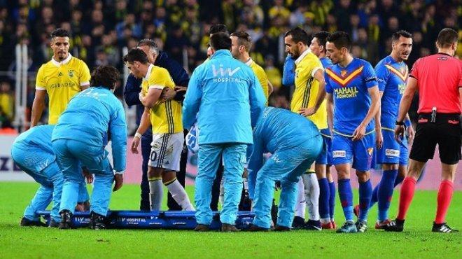 Fenerbahçe'ye Trabzonspor maçı öncesi kötü haber! 4 önemli isim...