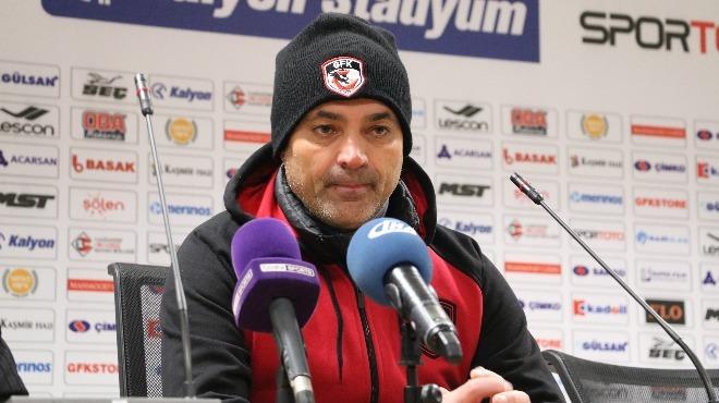 Erkan Sözeri: 'Bizim için artık her maç final'