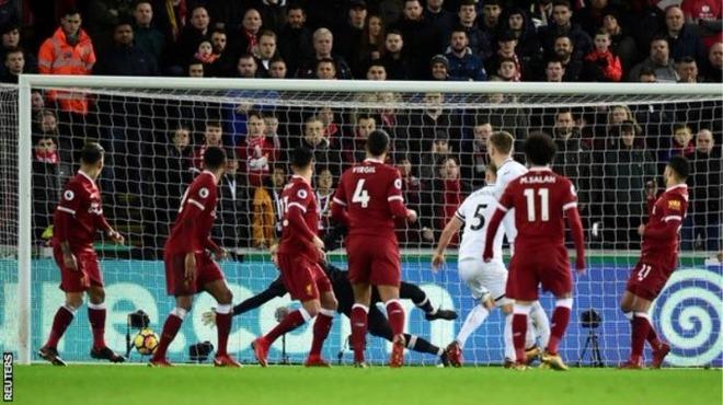 Özet - Beşiktaş'ın eski teknik direktörü Liverpool'un serisini bitirdi