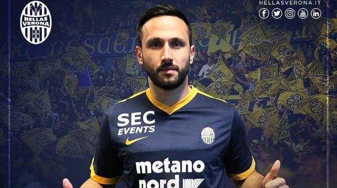 Eski Konyasporlu Vukovic, İtalya'ya transfer oldu!