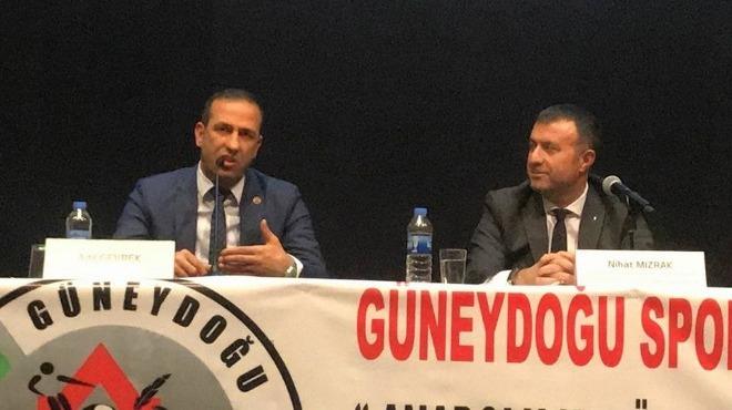 Adil Gevrek: Taraftar sıralamasında Türkiye'de ilk 7'deyiz