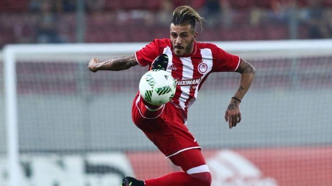 Antalyaspor transferde rotasını Yunanistan'a çevirdi