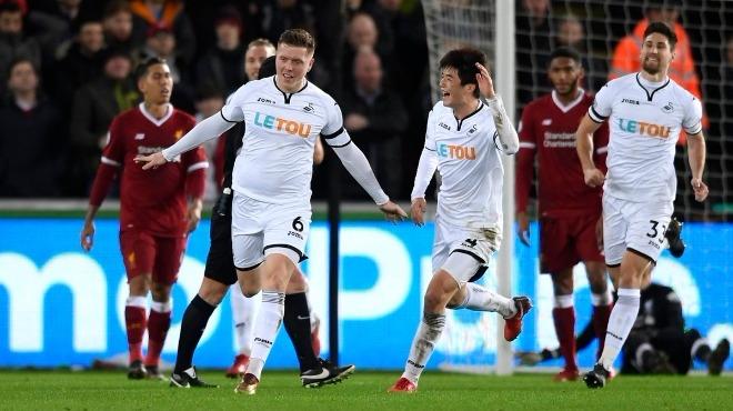 22.01.2018 Swansea – Liverpool 1-0 Premier Lig Maç Özeti