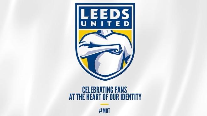 Leeds United logosunu yeniledi, sosyal medya yıkıldı!