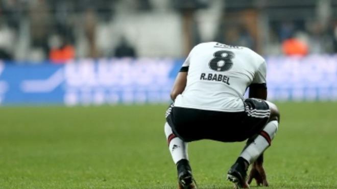 Beşiktaş'ın yıldız ismi Bursaspor maçında yok!