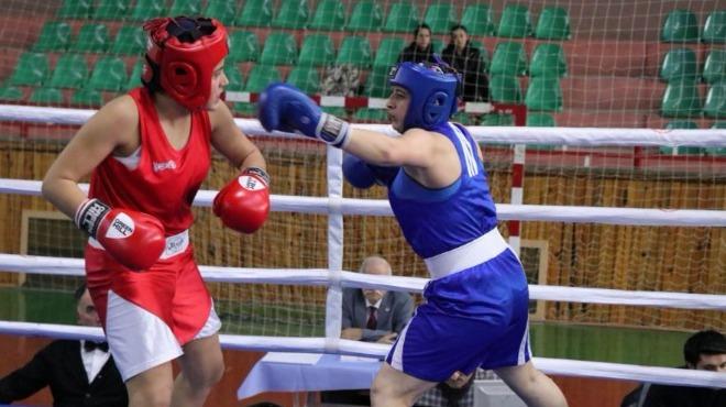 Kadınlar Türkiye Boks Şampiyonası sona erdi
